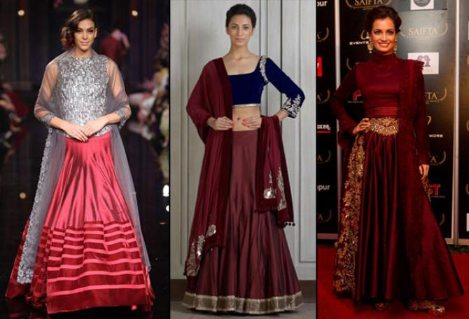 10 Best Lehenga Colour Options For Brides Who Are Bored Of