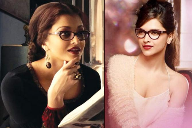 Indian girls with glasses congratulate, you