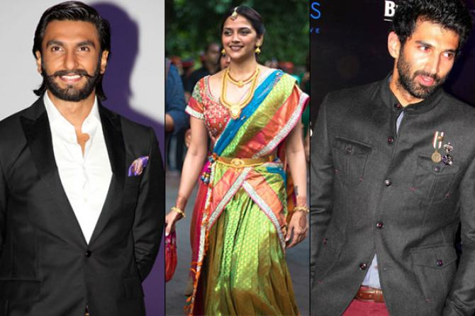 15 Bollywood Celebrities Who Dumped Their Partners After ...