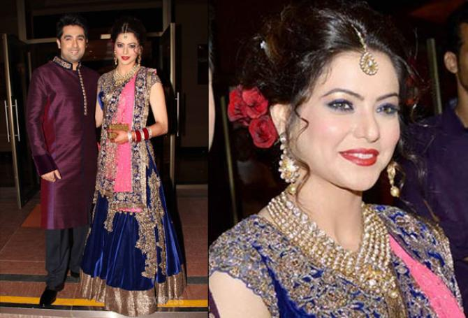 19 Bollywood Brides And Their Wedding Reception Looks That Became A