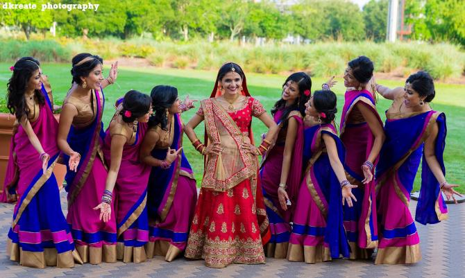 Dress Code For Your Bridesmaids