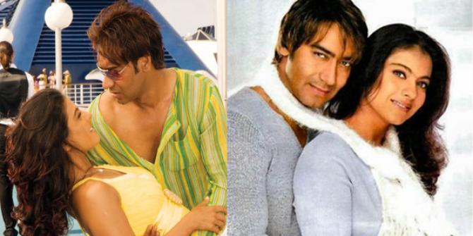 The Love Story Of Kajol And Ajay Devgn Proves That When ...