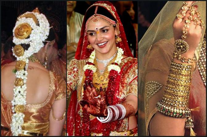 7 Most Amazing Types of Indian Wedding Jewellery That Every BrideTo