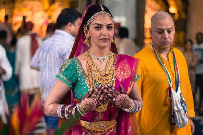 Image result for esha deol wedding