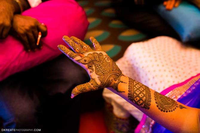 Mehndi Ceremony Quotes In : Significance of mehendi in indian marriages bollywoodshaadis