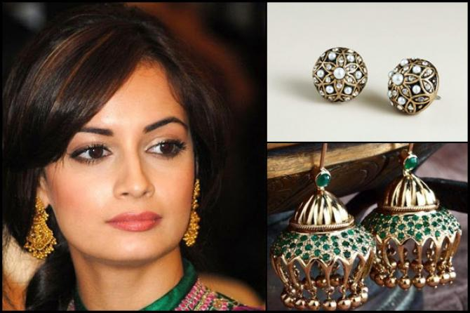 How To Choose Right Earrings According To Your Face Shape