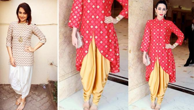 6 Simple Style Tricks To Wear Dhoti Pants According To ...