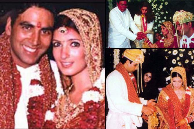 The Super-Romantic Love Story Of Akshay Kumar And Twinkle Khanna