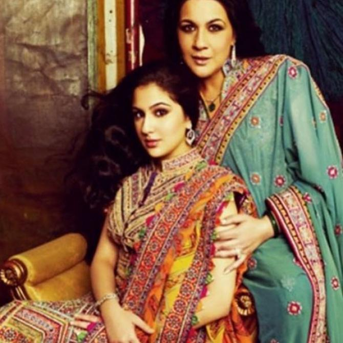 Kareena And Sara Bonding Image Courtesy: Instagram