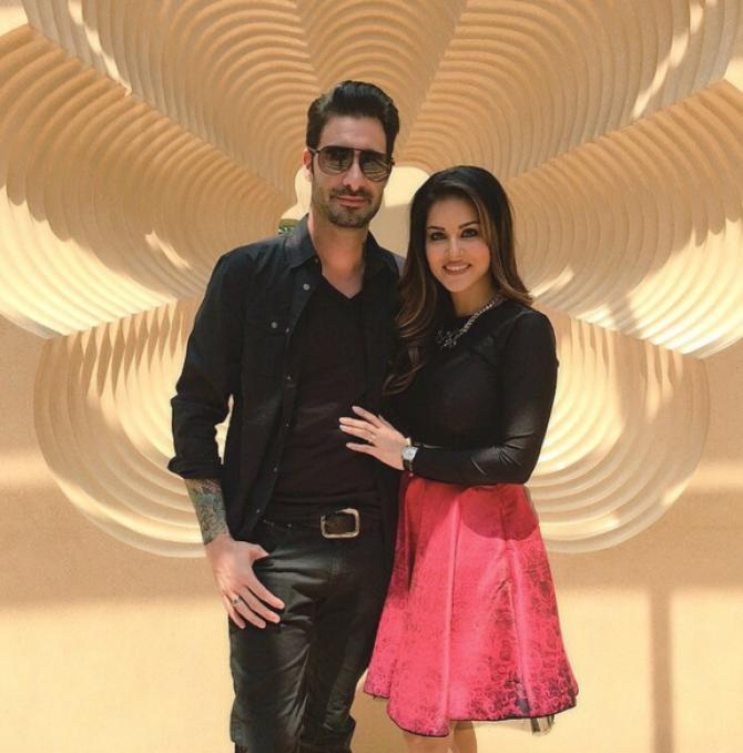 8 Interesting Things Revealed About Couple Sunny Leone And Daniel Weber