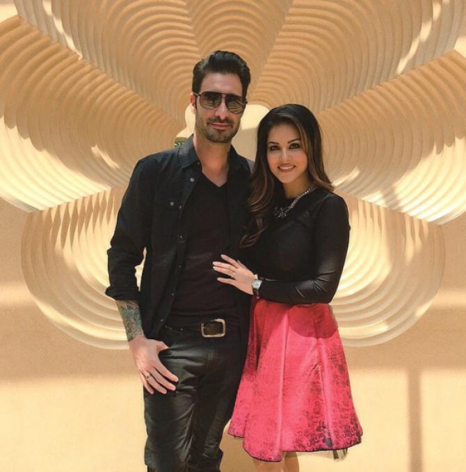 8 Interesting Things Revealed About Sunny Leone And Daniel Weber Bollywoodshaadis