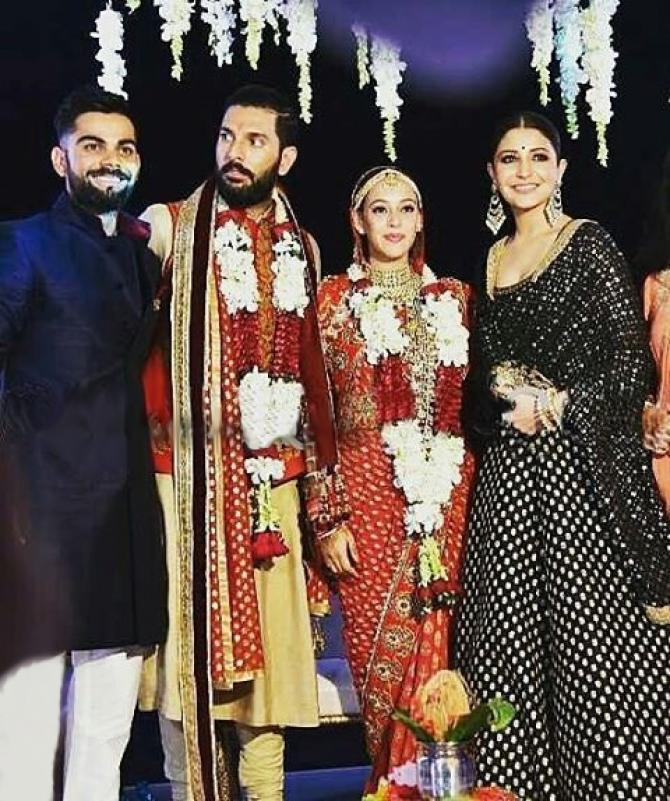 Zaheer Khan Marriage Videos Is 'Chake De India' Ac...