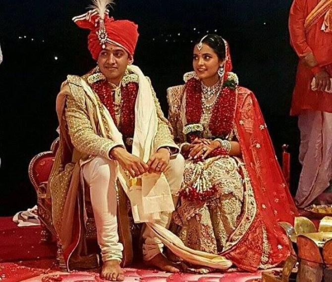 Image result for निशाल मोदी इशिता सलगांवकर