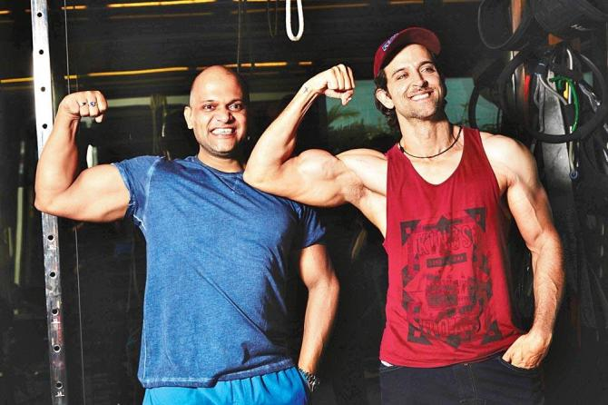 Incredible Diet Workout And Fitness Regime Of Hrithik Roshan