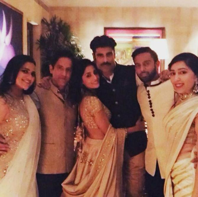 anupam and kirron khers son sikander kher engaged to