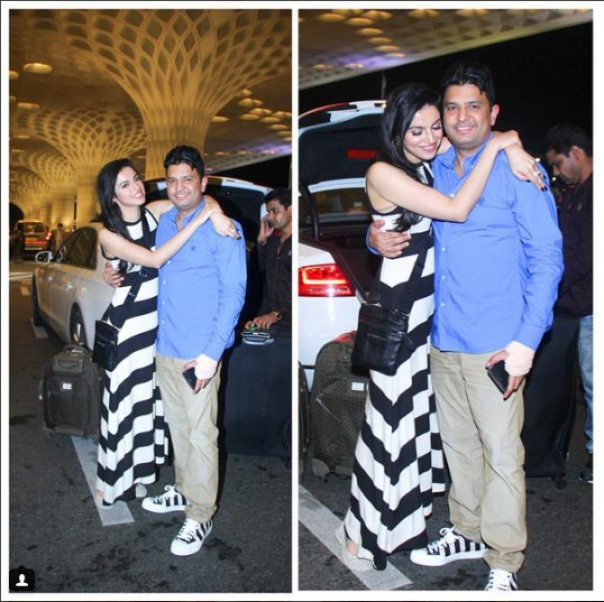 Divya Khosla Kumar And Bhushan Kumar Love Story