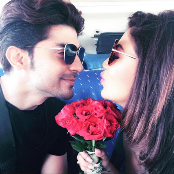 The Beautiful Love Story Of Indian Television Couple ... Gurmeet Choudhary And Debina Bonnerjee Love Story