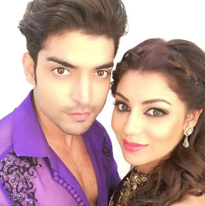 Gurmeet Choudhary And Debina Bonnerjee Love Story | www ... Gurmeet Choudhary And Debina Bonnerjee Love Story