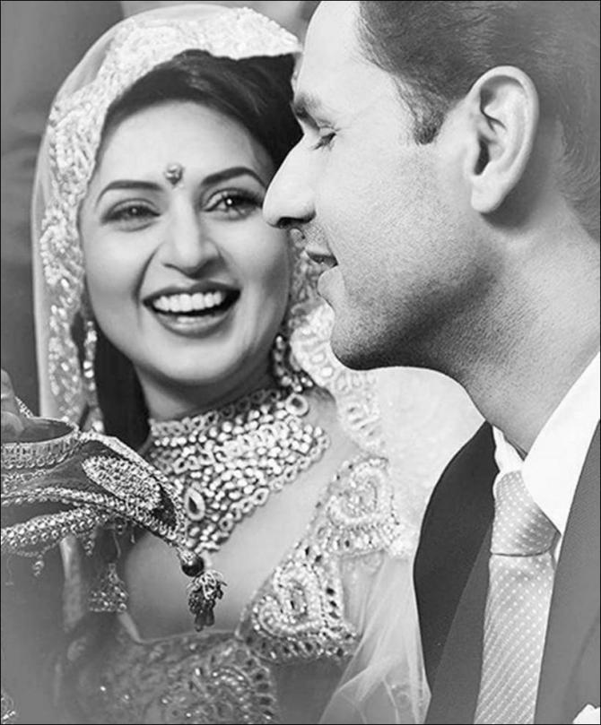 Divyanka Tripathi And Vivek Dahiya love story