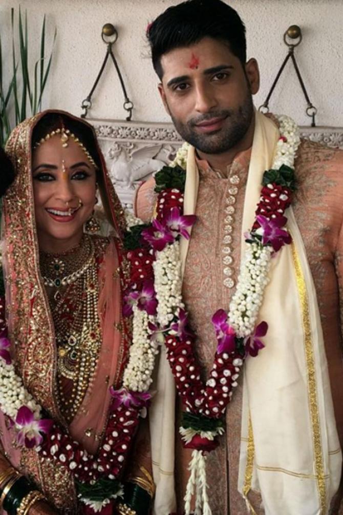 urmila matondkar married