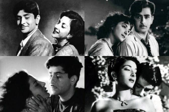 Image result for raj kapoor and nargis dutt