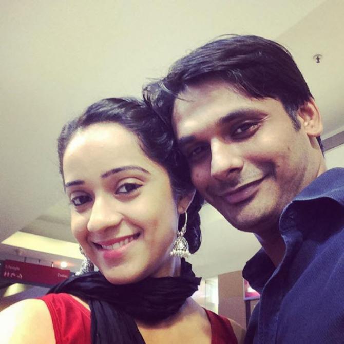 Vinita Joshi Mohi Fame Vinita Joshi Marries Her Creative Director Shashank