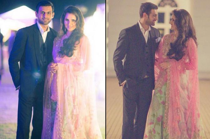 The inspirational Love Story of Sania Mirza and Shoaib Mallik.