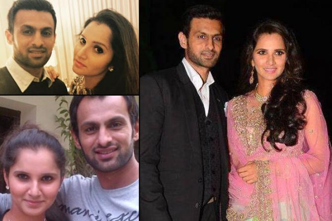 Tennis Sensation Sania Mirza anticipating her first baby