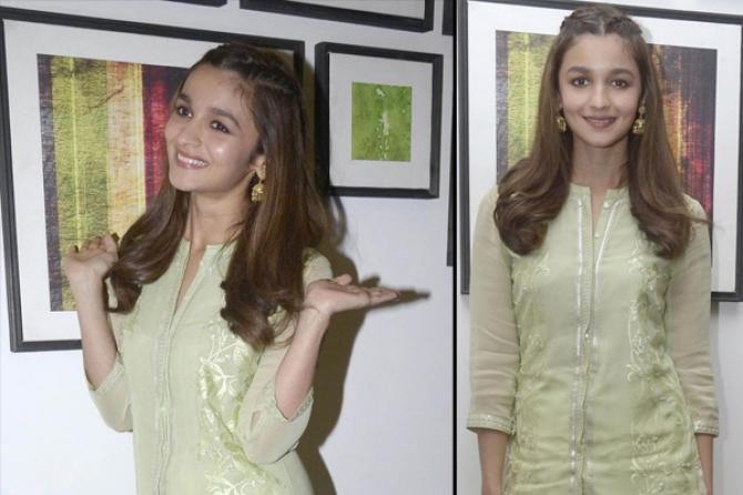10 Surprisingly Easy And Chic Hairstyles Of Alia Bhatt You Should