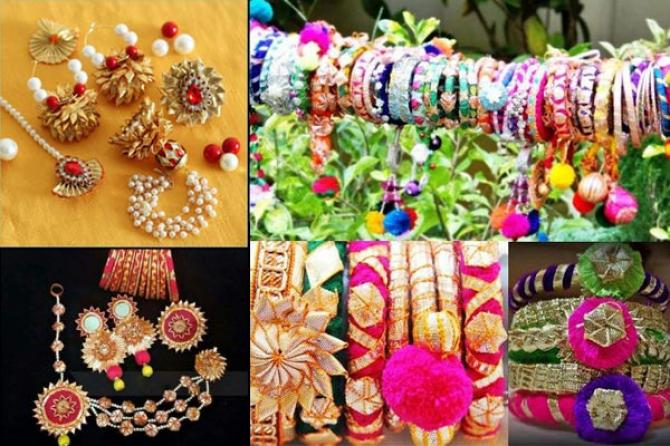 Mehndi Party Gifts : Trendy and exciting mehendi gift ideas that all your