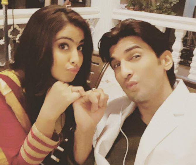 Are Avika Gor And Manish Raisinghani Of Sasural Simar Ka Dating?