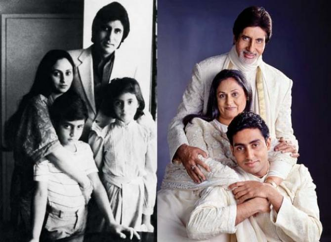 Amitabh Bachchan And Jaya Bhaduri Bachchan / Pinterest