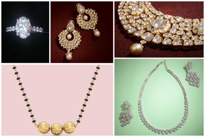 sanay irani wedding jewellery