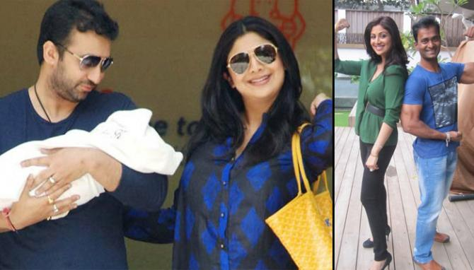 Shilpa Shetty Lost 21 Kgs In 3 Months After Her Pregnancy Heres