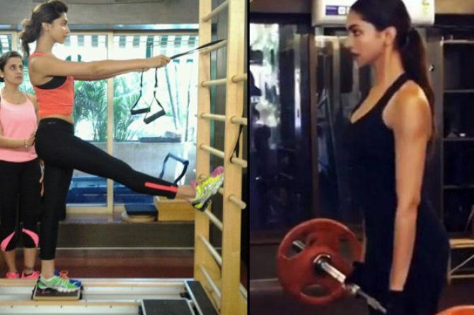 Deepika Padukone's Beauty And Fitness Secrets You Can't ...