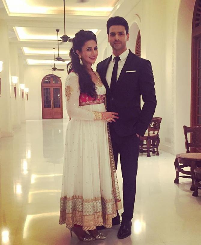 Wedding Week A Few Surprises: Vivek Dahiya Surprises Divyanka Tripathi With This Super
