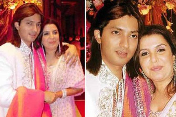 Farah Khan Shirish Kunder