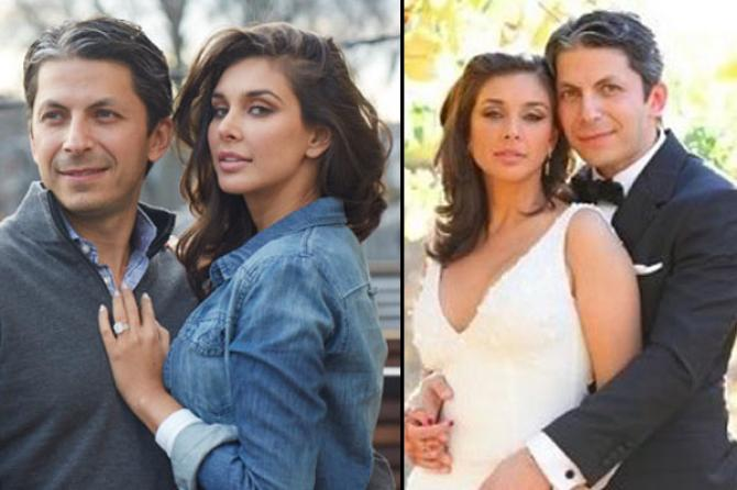 Lisa Ray And Husband