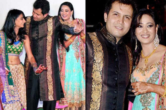 Shweta Tiwari Arman Kohli wedding