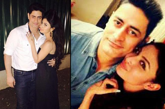 Mahadev Mohit Raina dating Mouni Roy