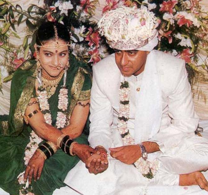 Why no one wanted Kajol to marry Devgan? | Aaj News