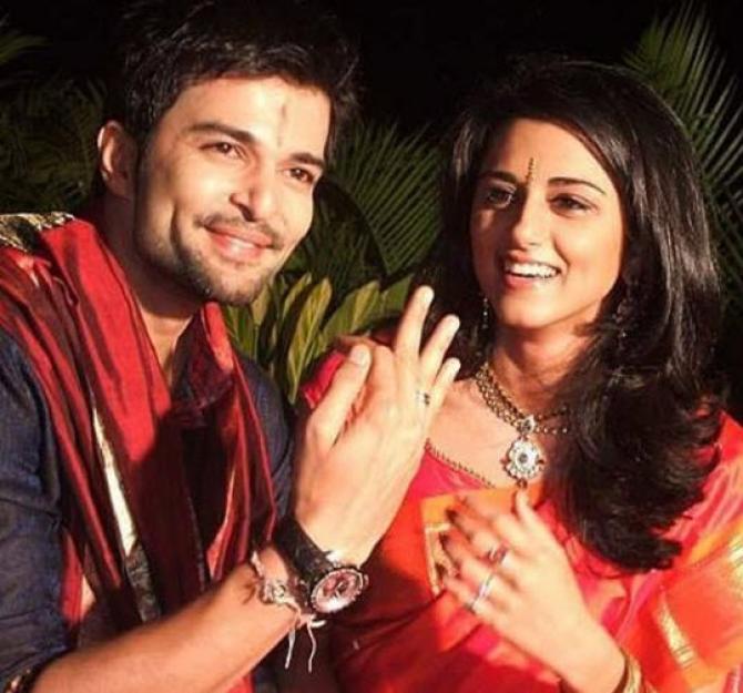 Raqesh Bapat and Ridhi Dogra