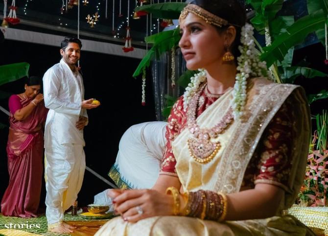 Samantha Ruth Prabhu Naga Chaitanya Marriage