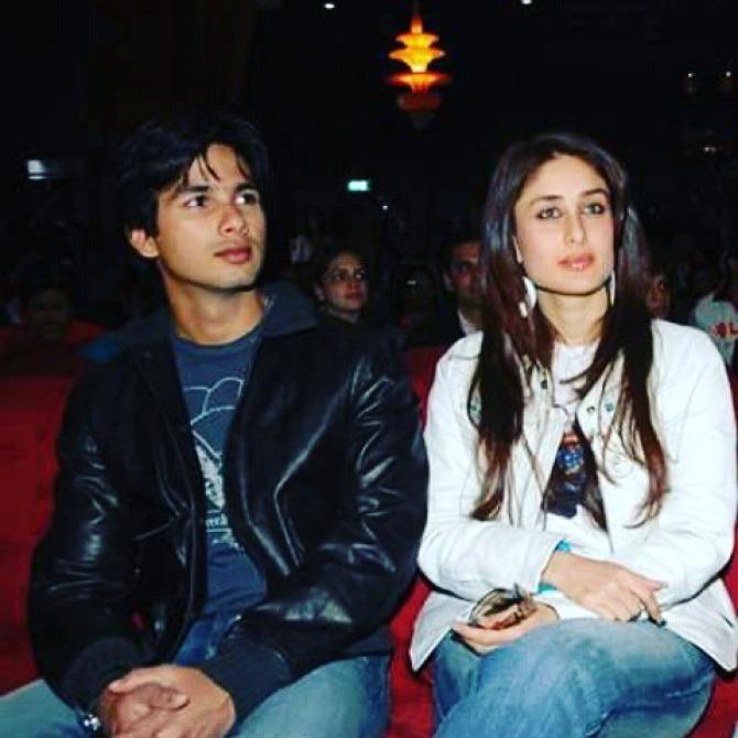 Shaid Kapoor Kareena Kapoor Break Up
