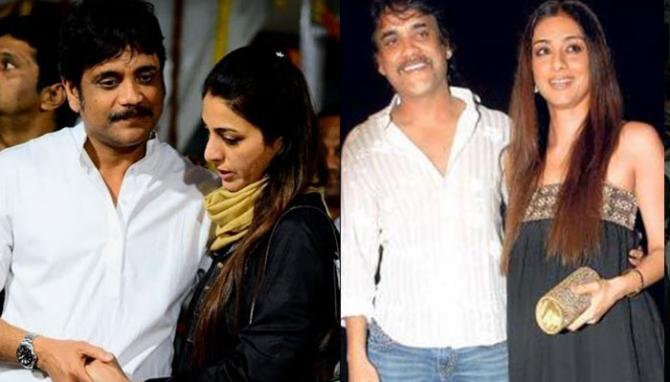 Tabu And Nagarjuna