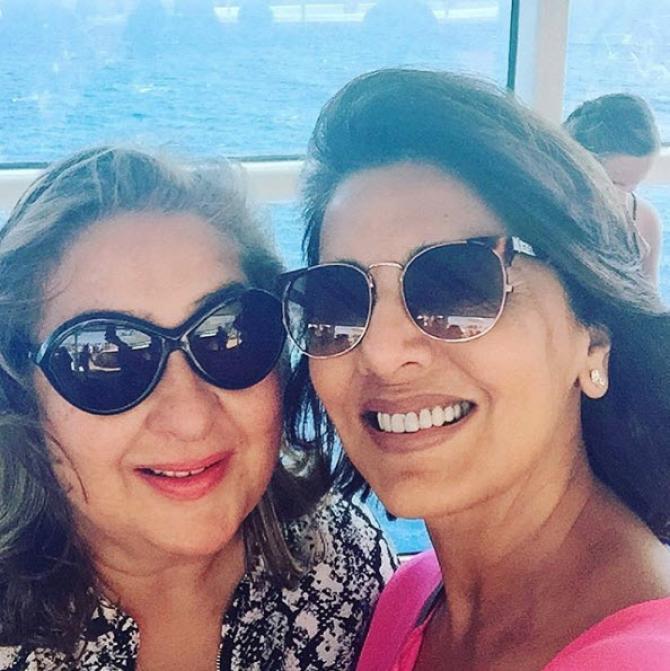 Neetu Singh and Reema Jain