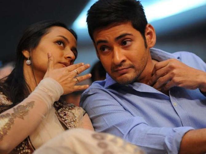 Mahesh Babu and Namrata Shirodkar Love Story