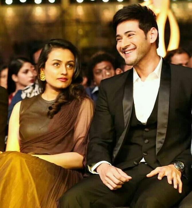Mahesh Babu enjoys a Personal Alone time