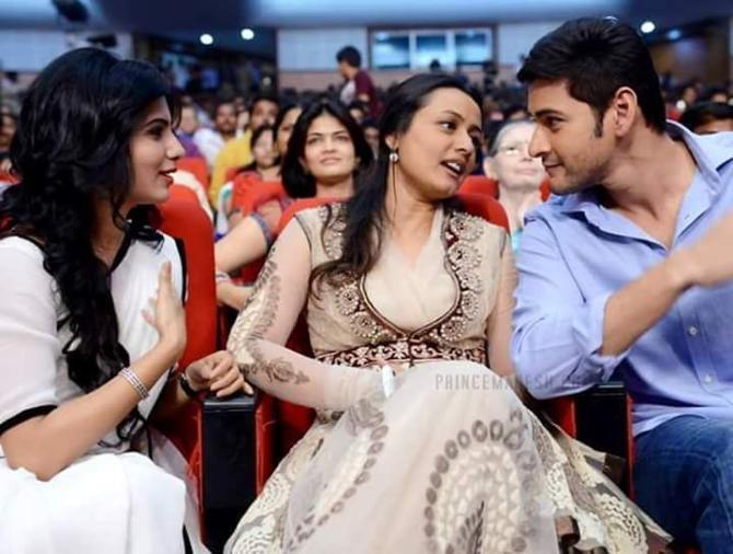 Love Story Of Mahesh Babu And Namrata Shirodkar ...