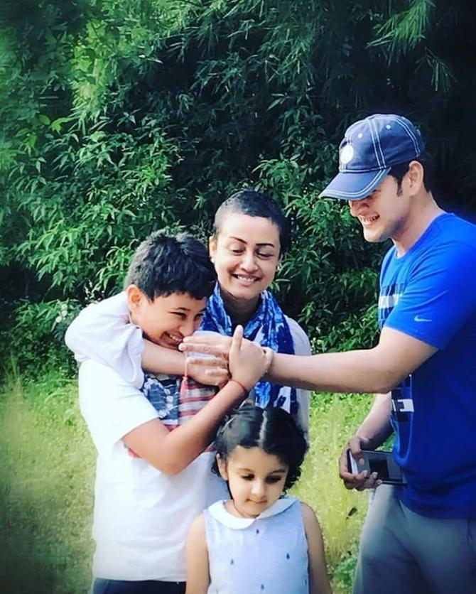Mahesh Babu and Namrata Shirodkar Love Story